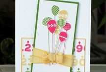 Patterned Party - Stampin' Up (retired) / by Diana Crawford