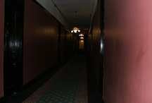 Haunted Hotels and Awesome Houses & Ghostly Stuff / Spirit Vibes From the Past / by Boffo DeCleune
