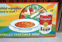 Advertising - vintage & contemporary / The advertising of Campbell Soup Company / Campbell's