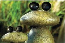 creatures - stones