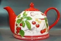 Teapots & Dishes / by Becky Sperry