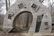 small and lovely dwellings / by Rhonda Storm