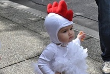 Let's Dress Up! / Just because little ones in costumes are super cute!