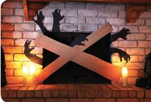 Halloween - Crafts & Decor / Great decorations, crafts / by Stacy Farley