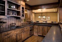 Dream Kitchen / by Hannah Bartlett