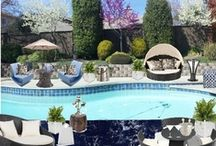 the great outdoors / Everything you need to create the perfect outdoor space