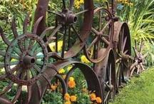 gardening - gates and fences