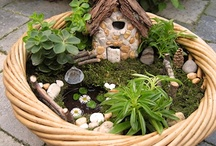 gardening in mini
