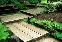 gardening - pathways