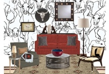 style exchange community! / This board will showcase the inspiration and designer rooms from the members of our Style Exchange program.  Apply now to join Style Exchange and be rewarded for your good taste & style!
