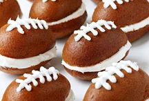 Football Food & Crafts / by Stacy Farley