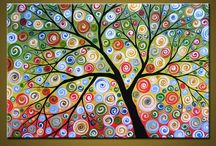 Crafts - Wall Art / by Stacy Farley