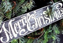 Holiday Decor  / by Whitney Faber