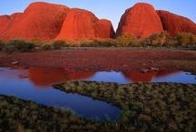 Travel - Australia + New Zealand  / Wanderlusty sites in Oceania  / by Mallory Grace