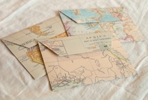 For the Wanderluster - Inspiration and Products / Super useful pins and products for the traveler  / by Mallory Grace