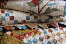 Quilt Show / Quilts on display. Decorating the home or adding beauty to the landscape.  / by Alice Cooksey