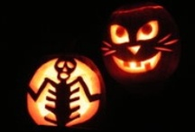 Halloween - pumpkins and other lightnings