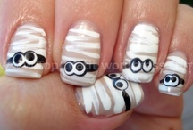 Halloween - nails