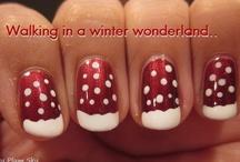Christmas - nails