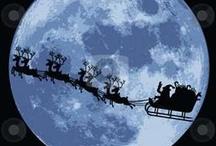 Christmas - Santa and his crew