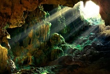 back to the nature - caves