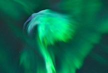 back to the nature - Aurora Borealis