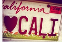 CALI TRIP (:  / by Melanie Messerli