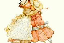 Holly Hobbie / by Becky Sperry