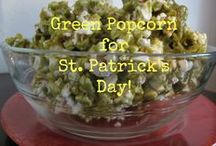 St. Patrick's Day Ideas / When it comes to family fun on St. Patrick's Day, here are some of our favorite kid-friendly recipes, snacks, crafts, and more!  www.smartypantsmama.com
