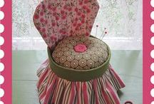 Pincushions / by Becky Sperry
