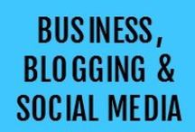 Blogging, Business & Social Media / Blogging, Business & Social Media / by toshPosh