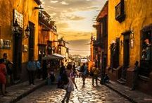Mexico~~**~~ / History, culture & beauty Travel Mexico and Latin America  / by Alice Cooksey
