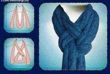 fashion - scarf