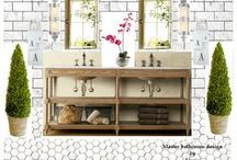 powder room / by Laura C