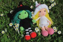 Crochet - Dolls & Toys / by Stacy Farley