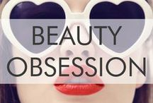 Beauty Obsessions / From skincare to makeup and everything in between! In love with all of these little obsessions!