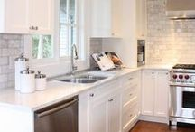 Kitchen Remodel / kitchen renovation inspiration / by Laura Stein