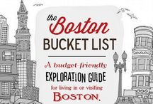 BOSTON / by Morgin Slade