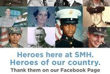 SMH for the Cause / Sarasota Memorial supports many worthy charitable causes every year via sponsorship and by donating our most valuable resource of all - our people!  / by Sarasota Memorial Health Care System