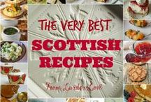 My Scottish Recipes / Scottish recipes both traditional and modern