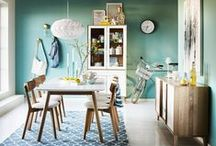 Kitchen/dining area / Inspiration and items to buy / by Hannah Ross