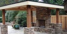 outdoor - pergolas and other spaces