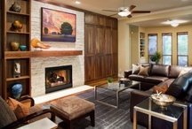 Fireplaces / by MAC Interior Designs