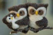 Owls are my favourite! / by Crafty Little Pigtails