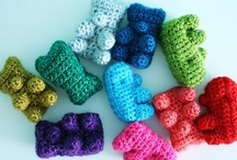 Amigurumi Goodness... / by Crafty Little Pigtails