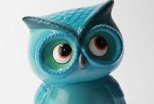 owls! owls! / by Aurora Fox