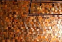 Cool Wall Coverings / by MAC Interior Designs