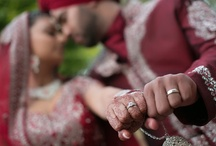 Dulhaz & Dulhanz ♡ / Indian Brides & Grooms at their best (: <3 TOGETHER ! aww such sweet photos full of culture & people in love #Hindu #India #Bengali #Pakistan #Sikh #Punjabi #Islamic # Muslim #Desi #Bollywood #Wedding --- THIS IS MY FAVORITE OF ALL MY BOARDS <3 / by Destiny Murphy