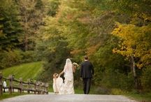 Fabulous Fall Weddings / Enter into our world of gorgeous, elegant and rustic autumn events on the Farm