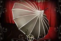 Umbrellas & Parasols / by Tina Lally